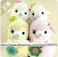 high quality Japan Genuine Cute Arpakasso alpaca animal plush toys for children,Valentine's Day Gift+free gift