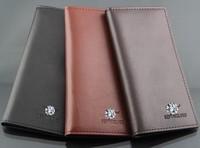 M05 Brand genuine leather wallet men clutch bag purse for men the long wallets holder cowhide vintage wallet