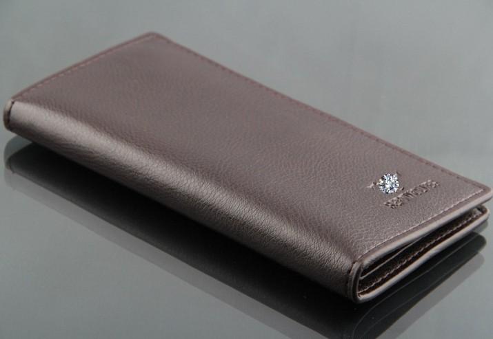 Long Leather Wallet For Men For Men The Long Wallets
