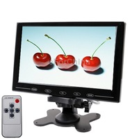 9.0 inch Utltra-thin Touch Button Car Monitor with Remote Controller