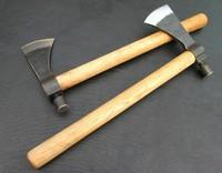 Free shipping, Outdoor camping axe oak handmade axe fire axe