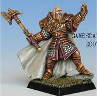 Free Shipping Fantasy The Empire GAMESDAY 2007(Metal Models)