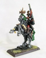 Free Shipping Fantasy Empire Master Engineer on Mechanical Steed(Metal Models)