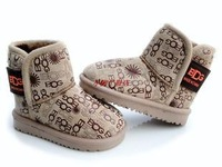 (14.3cm-19.3cm) 2013 winter kids winter boots childen girl snow boots children boy cotton-padded boots baby warm snow boots