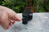 Detachable Black Color Leather Camera Case Bag Shoulder Strap For Fujifilm Fuji DC Digital Camera X10 X20 X100s X100