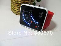 Unisex LED Jelly Wristwatches Men Quartz watch women sports wristwatch silicone strap watch wholesale 100pcs DHL free shipping