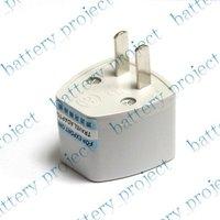 New universal EU UK CN AU to US USA travel charger adapter plug outlet converter 5pcs/lot