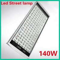 Led Street / Road Lights Lamp 140W AC110V/220V 140LEDS E40 Warm White/ Cool White Outdoor Street 2PCS/LOT