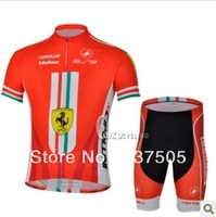 promote sale!2013  New Shorts sleeve Cycling Clothing set  for man pro bicycle team cycling Jersey wear ciclismo clothing