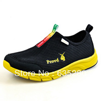 Provdboy2013 male summer gauze ultra-light running shoes water-proof and free breathing sport shoes casual shoes