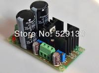 dual DC output lm317 lm337 higher voltage adjustable voltage regulator power supply board 4700uf/35v