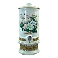 Tea rich ceramic cylinder filter purifier water purifier water filter