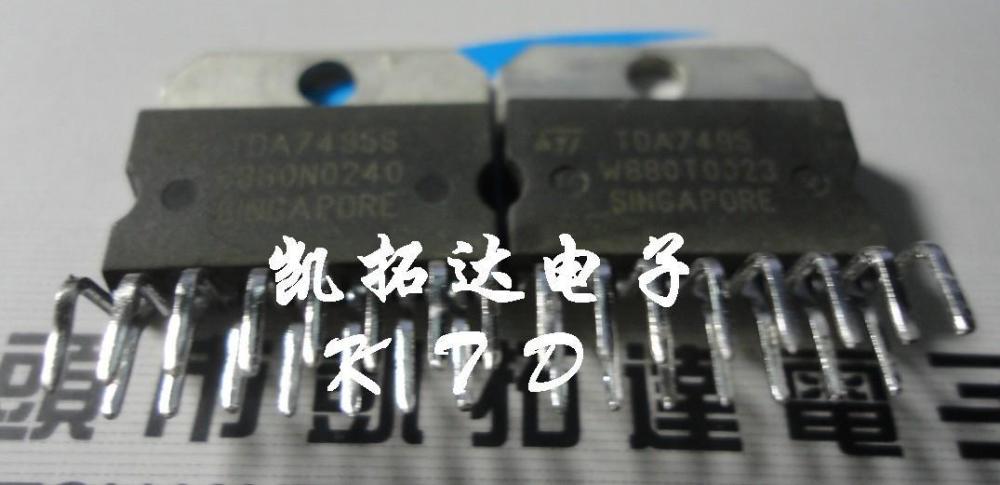 Tda7495s усилитель своими руками