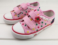 2013 WARRIOR children shoes velcro canvas shoes skateboarding shoes 1559 24 - 37