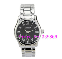 Curren quartz steel NEW HOURS CLOCK LUXURY SPORT MEN FASHION SILVER WHITE STEEL WRIST WATCH