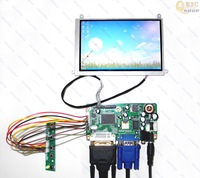 5.6inch TFT LCD LTD056EV7F 1280*800 + NTA92C(DVI+VGA) LCD Controller Board Kit