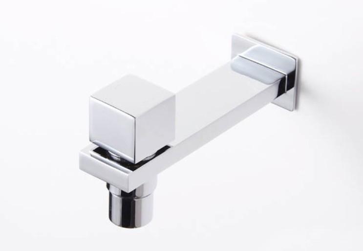 Robinet de buanderie promotion achetez des robinet de - Robinet mural eau froide ...