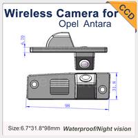 High quality new wireless Car Camera for Opel Antara Car  Parking camera Night Vision Waterproof