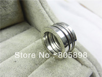 Europe and America and England stainless steel ring