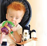 Free shipping  Baydis bottle slip-resistant belt baby nursing bottle  fixing ribbon 52cm
