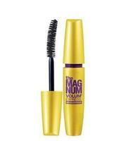 Free Shipping 1 PCS new the magnum volum express smudgeproof mascara black 9.2ml makeup! Free shipping! makeup2013