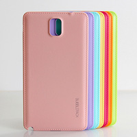 New Fashion Colorful Back Cover for Samsung Galaxy Note 3 Case Battery Door Case Note3 Cover Housing