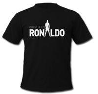 Cristiano Ronaldo Real Madrid Soccer CR7 Football Mens T Shirt NEW Fashion Casual Tthirt