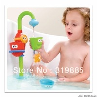Favorite baby bath toys play taps/spray shower water spraying tool