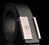 Fashion Faux Leather Premium Metal Mens strap man Ceinture Buckle Belt men's belt correa de los hombre cintos free shipping