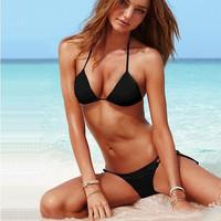 Chromophous women's sexy bikini swimwear bikini set none split swimsuit grand spa  biquini for women bikini 2014 new