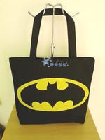 2014 The new arrival  bat   large capacity shoulder bag canvas handbag Free shipping