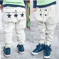 Retail kids pants 2014 children clothing Boys pants Kids clothes 90-130 1pcs/lot Baby boy girl clothing