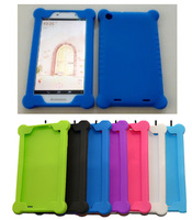 "Silicone Rubber Gel Skin Case Cover for 7"" Lenovo ideatab A3000"