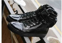 New Man's Casual Sneakers High-Top Waterproof Fashion Sneakers (Size 39-44) 6780