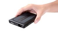 High quality original super mini portable educational PAD \ 3D home projector DLP projectors microcomputer micro-cast