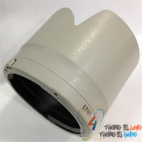 free shipping ET-87 Petal Lens Hood for Canon 70-200mm f/2.8L IS II USM White