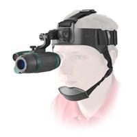 Yukon 1x24 spartan helmet night vision