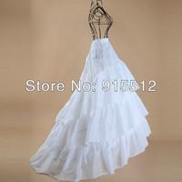 CQ002 Good Price and Quality Ivory Wedding Dress Crinoline Fishtail Petticoat