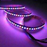 144 LEDs/M WS2812B Chip Black PCB WS2811 IC Digital 5050 RGB LED Strip Light 5V