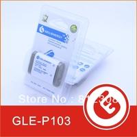 GLE LOGO 500pcs 700mAh NI-MH 3.6V Cordess Phone Battery HHR-P103 P103 for Panasonic Wholesale