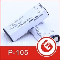 200pcs High Quality Wholesale P105 2.4v NI-MH 900mAh Home Phone Battery for Panasonic Cordless phone batteries HHR-P105A