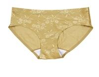 ladies 80% nylon 20% spandex plum jacquard one pieces seamless panties briefs underwear (dear easy factory factory store)