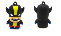 Cartoon super man a1061 model usb flash drive