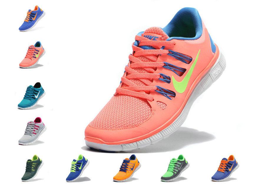 Nike Free Run 50 Womens Colors