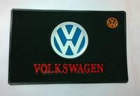 Volkswagen VW POLO Tiguan Passat B5 B6 B7 Golf MK 6 EOS Scirocco Jetta MK5 MK6 High quality non-slip mat