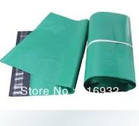 E3  free shipping 20pcs/lot 28*42cm,green thicken Express Bag Poly Mailer Mailing Bag Envelope Self Adhesive Seal Plastic Bag