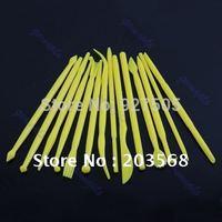B39 14pcs/set Fondant Cake Decorating Flower Modelling Craft Clays Sugarcraft Tool Cutter+Free shipping