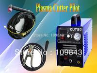 2015 new air inverter pilot arc plasma cutter CUT50P with WSD-60P torch