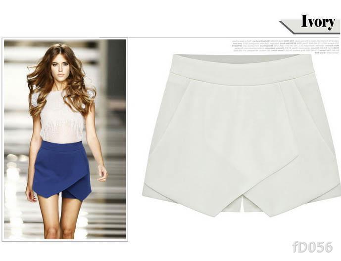 Popular 2014 Summer Fashion Women Jeans Loose Straight Slim Shorts Was Thin