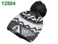 Brand New Women's Beanie Fashional Cotton Caps Winter Knitting Wool Hats Hot Sale